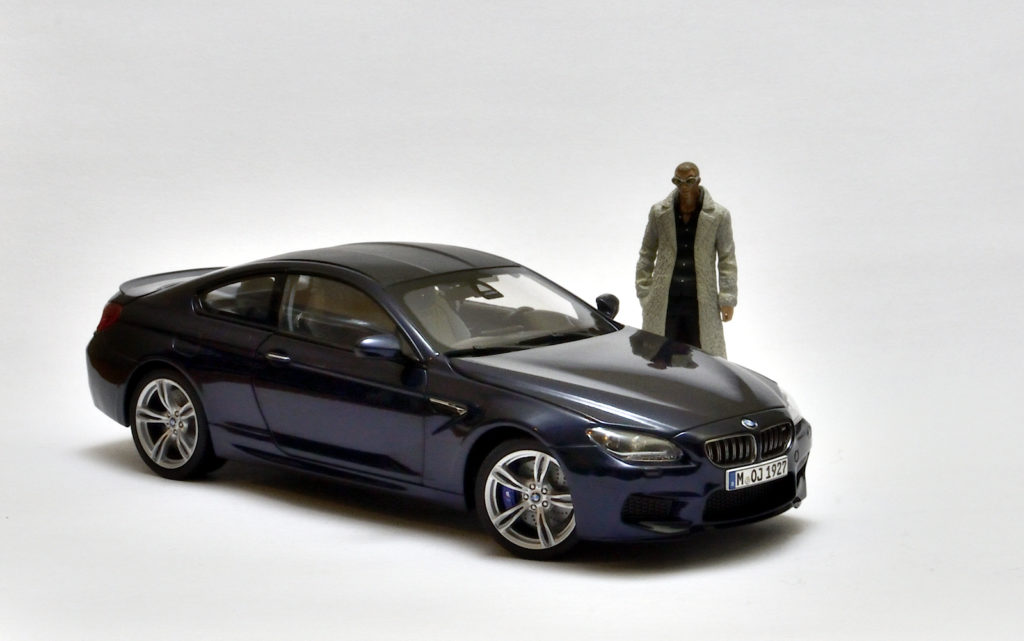 Black Friday Shopping - Paragon BMW M6