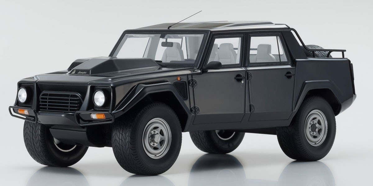 Kyosho S 1 18 Scale Lamborghini Lm002 Launching This December Xdiecast
