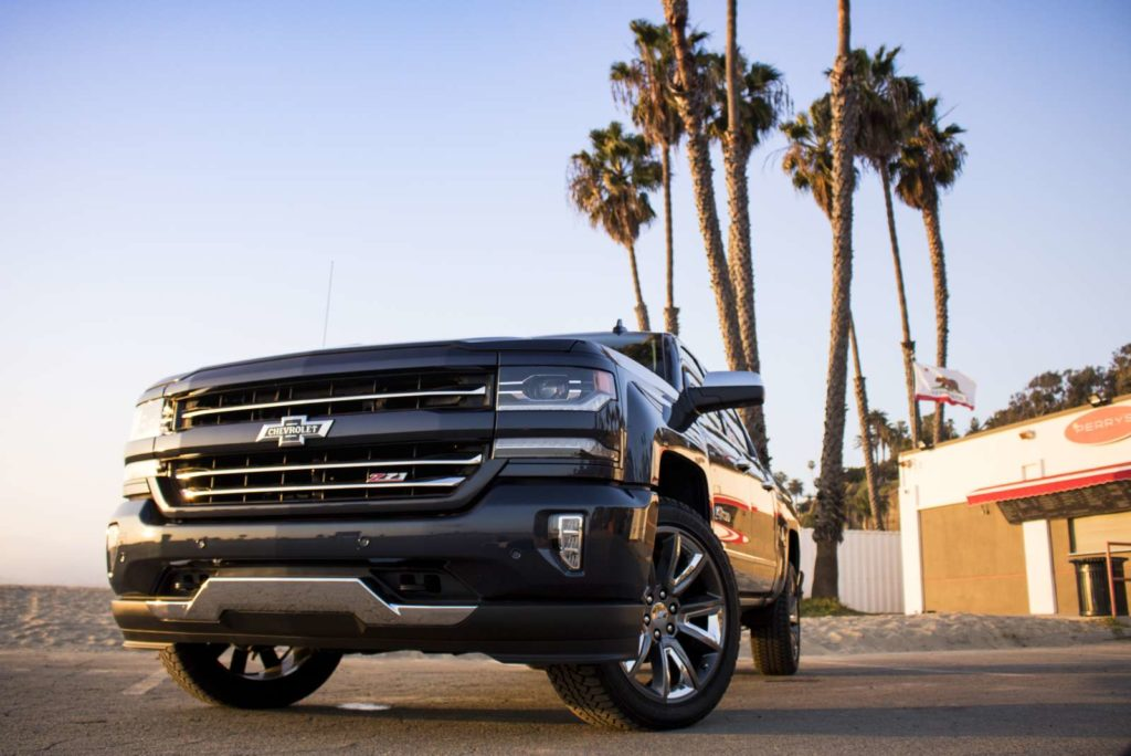GT Spirit's 2018 Chevrolet Silverado Centennial Edition Released