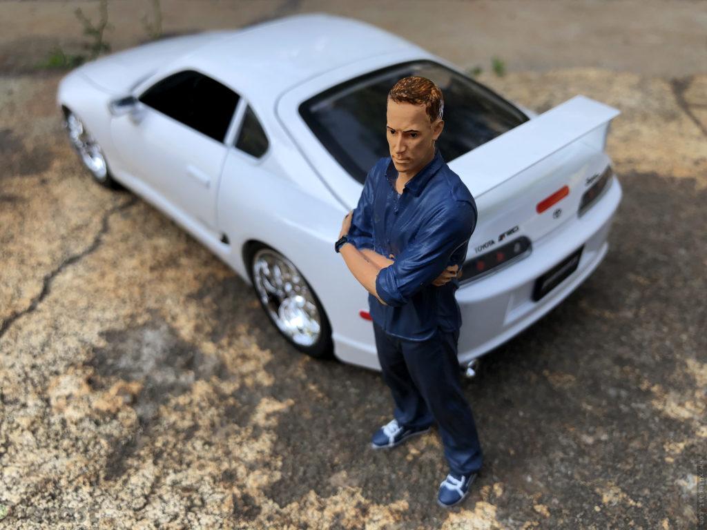 Brian's Valentine - Toyota Supra