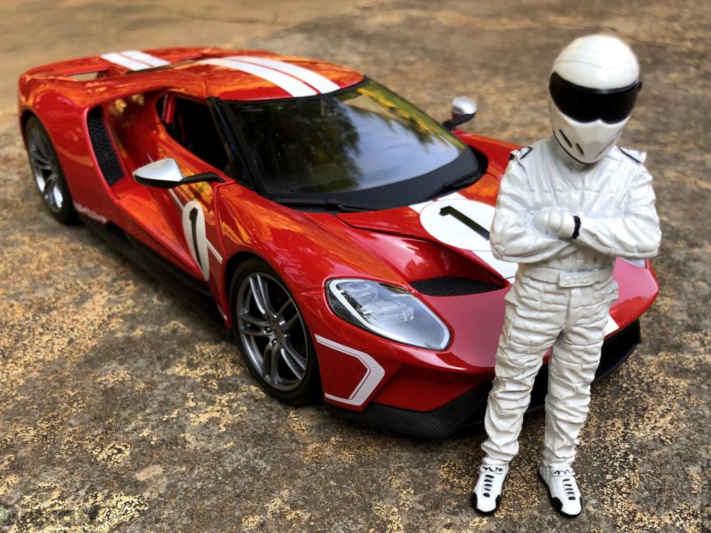 Stig's Valentine - Ford GT 2019