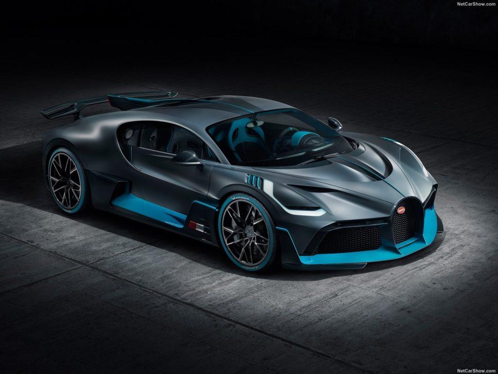 Bugatti Divo - Front