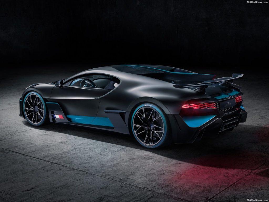 Bugatti Divo - Rear