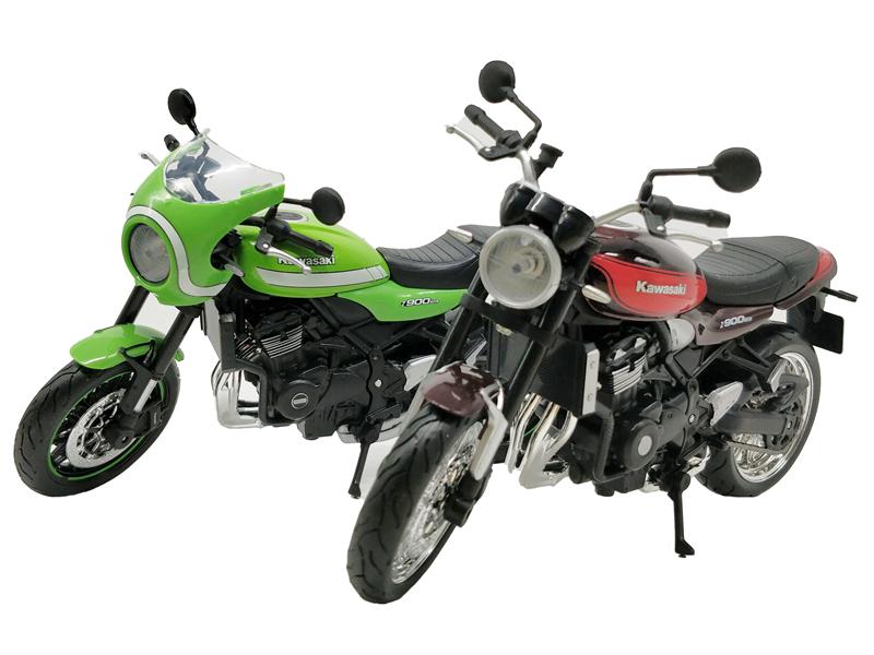 1:12 Maisto Kawasaki Z900RS & Z900RS Cafe