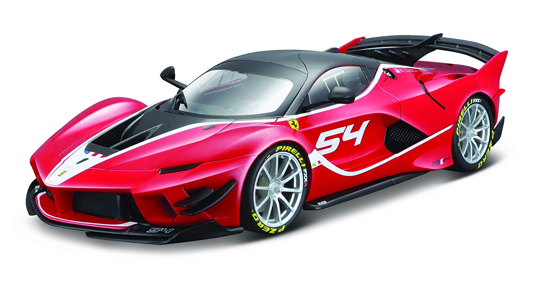 Bburago Launches Its 1 18 Scale Signature Series Ferrari Fxx K Evo In Red Xdiecast