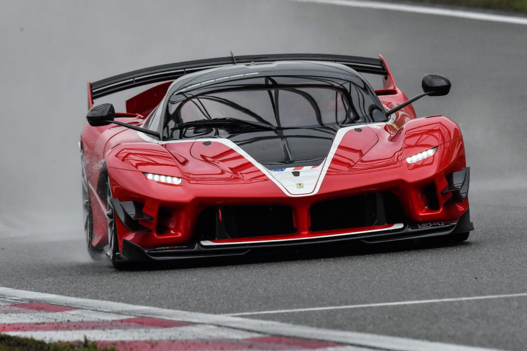 Bburago Launches its 1:18 Scale Signature Series Ferrari FXX-K Evo in Red