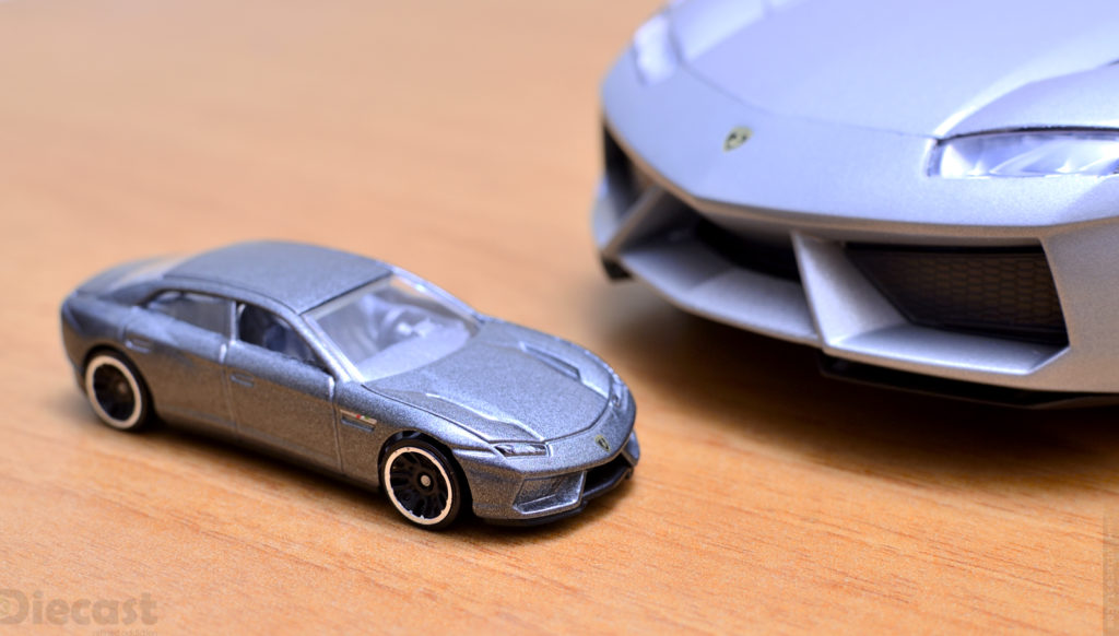 Toy Photography Scale Wars - Lamborghini Estoque