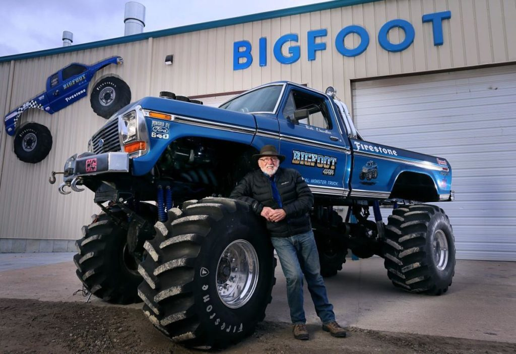 Greenlight Collectibles to Unleash 1:18 Scale Diecast 1974 Ford F-250 Based Bigfoot Monster Truck this July