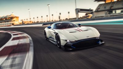 AUTOart to Launch 1:18 scale 2016 Aston Martin Vulcan this September