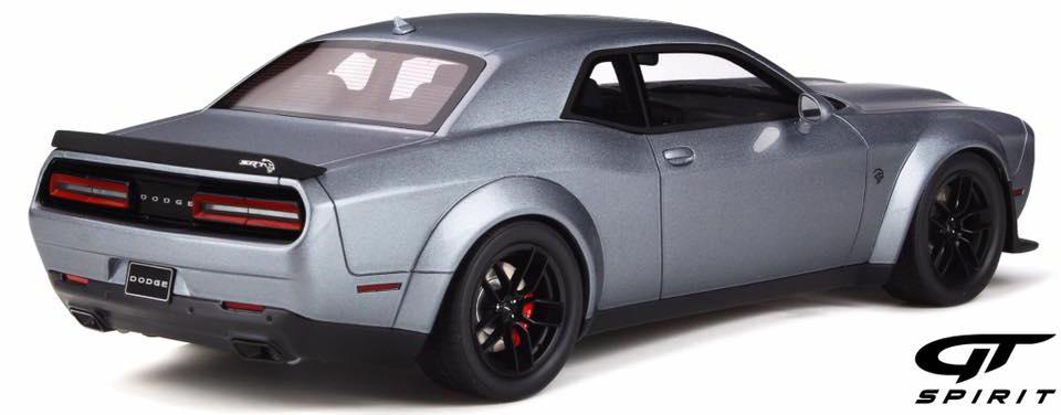 GT Spirit - Dodge Challenger SRT Hellcat Redeye