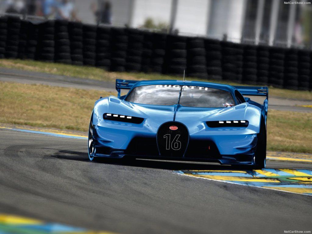 AUTOart  1:18 Scale Bugatti Vision Grand Turismo in Blue Coming Soon