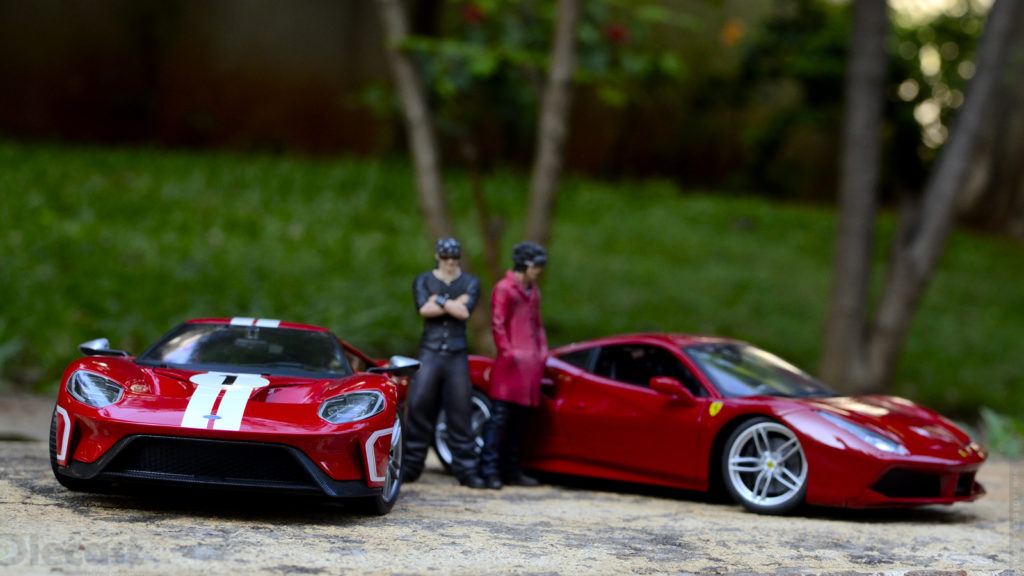 Ford vs Ferrari - Weekend Photoshoot