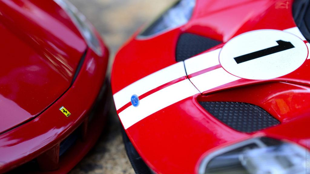 Ford vs Ferrari - Photoshoot