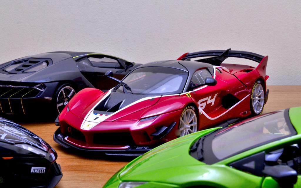 Bburago - Ferrari FXXK Evo