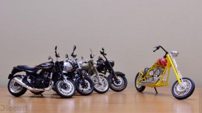 Diecast Motorbike Collection of the Year 2019