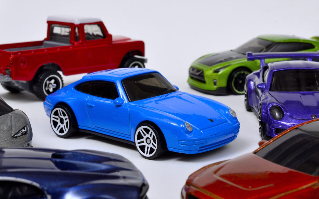 Hot Wheels - 96 Porsche Carrera