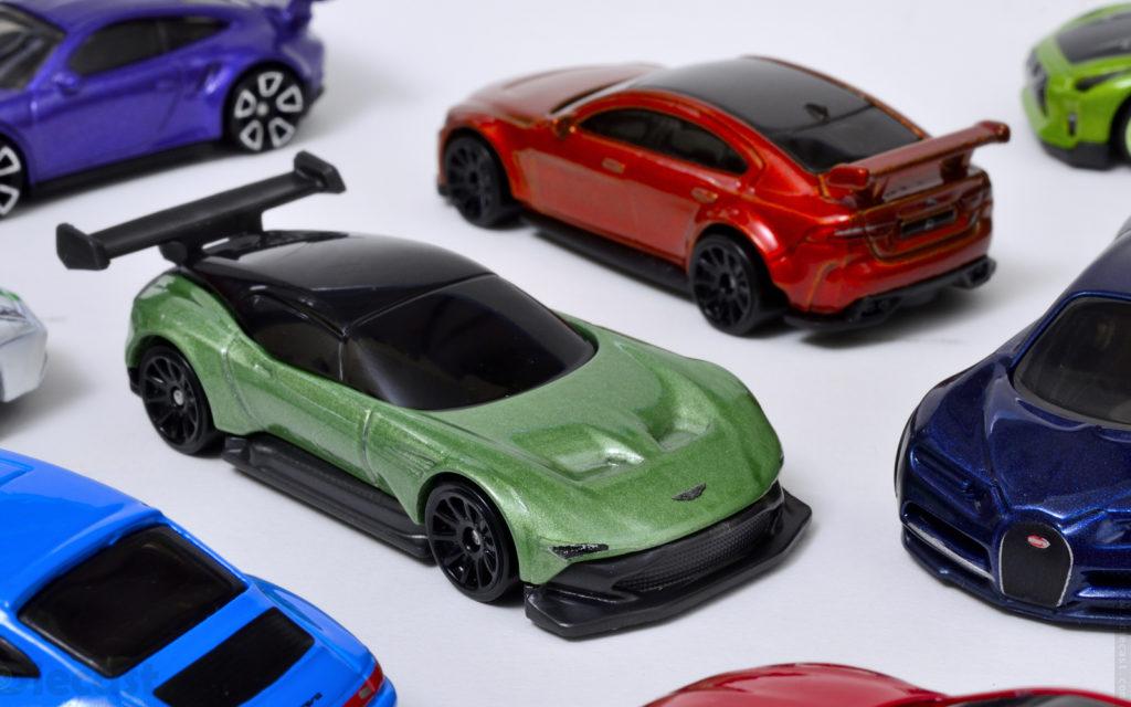 Hot Wheels - Aston Martin Vulcan