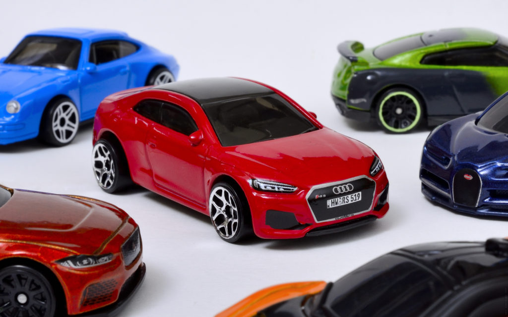 Hot Wheels - Audi RS5 - Coupe