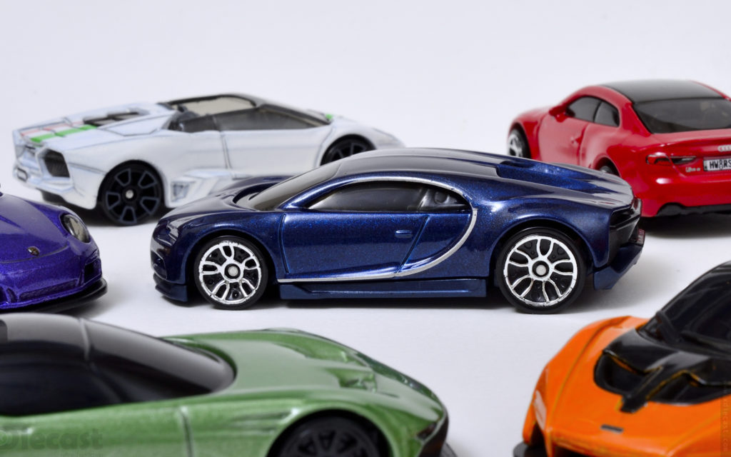 Hot Wheels - Bugatti Chiron