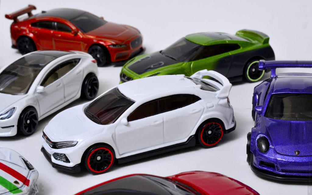 Hot Wheels - Honda Civic Type R