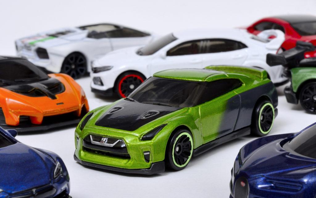 Hot Wheels - Nissan GT-R R35 Guaczilla