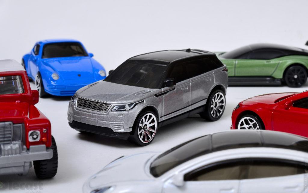 Hot Wheels - Range Rover Velar