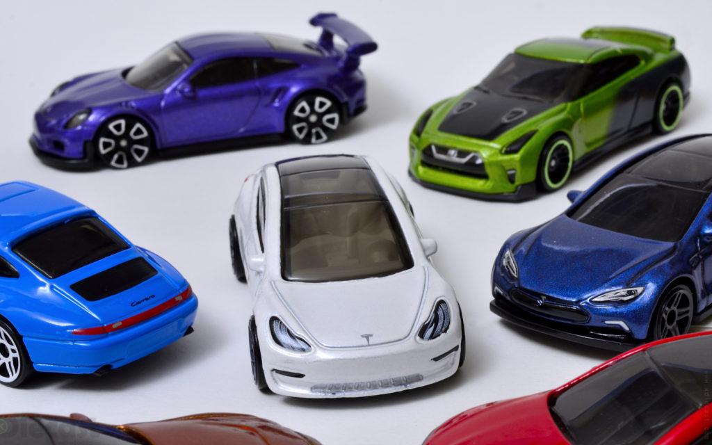 Hot Wheels - Tesla Model 3