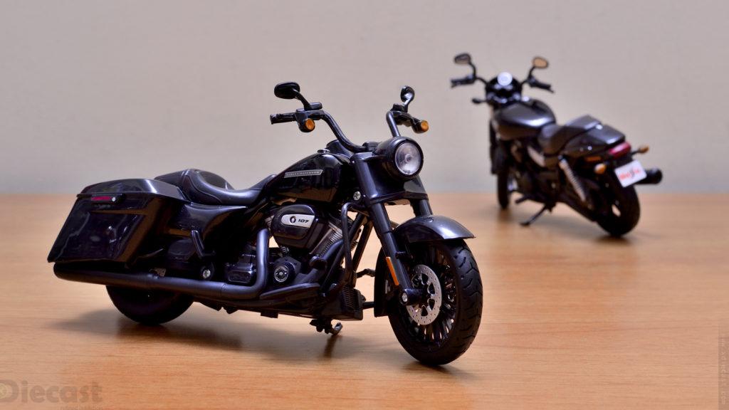Maisto - Harley Davidson Road King Special