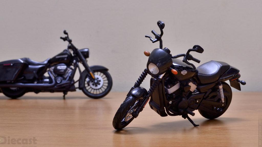 Maisto - Harley Davidson Street 750