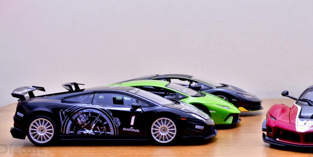 Motormax - Lamborghini Gallardo LP560 - 4 Super Trofeo