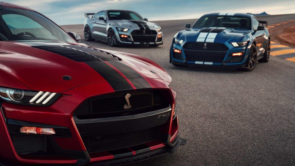 Maisto to Release 2020 Ford Shelby GT500 in 1:18 Scale