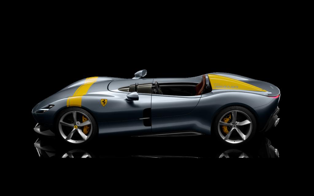 Ferrari Monza SP1 - Profile