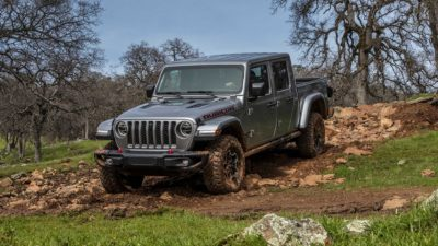 GT Spirit Jeep Gladiator Rubicon in 1:18 scale Coming this July