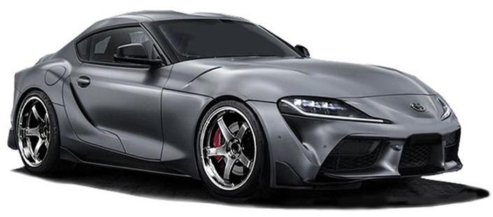 Toyota Supra 2020 - Grey