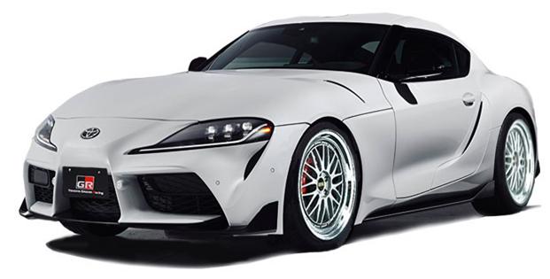 Toyota Supra 2020 - White