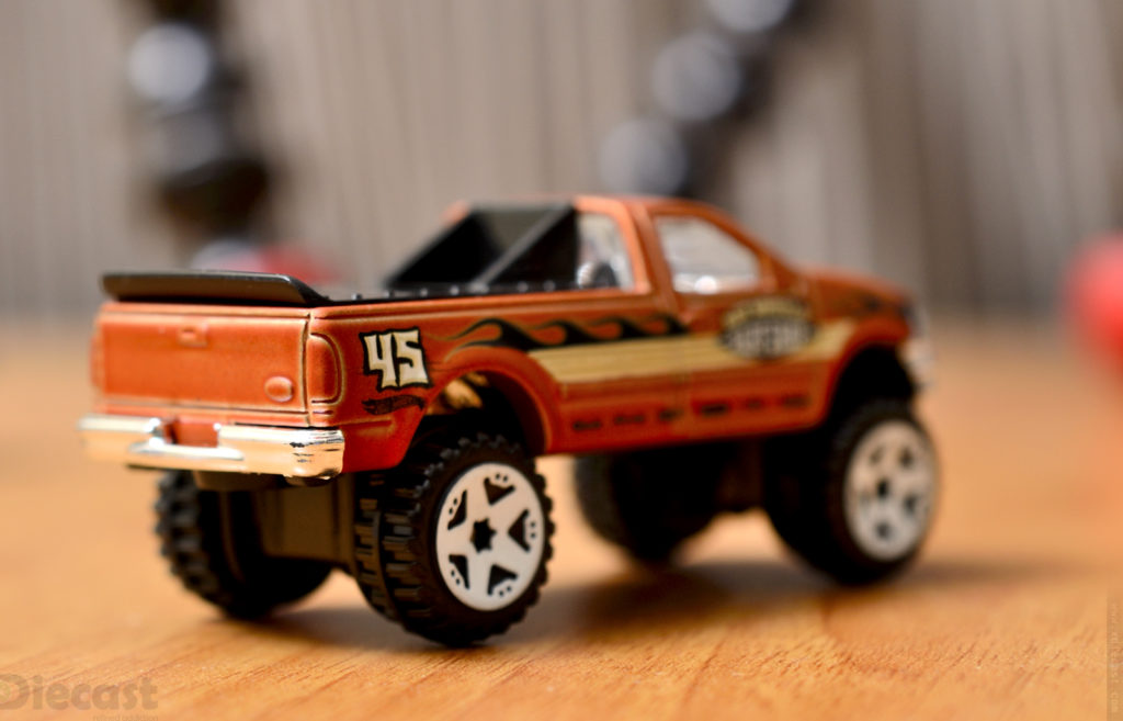 Ford F-150 - Hotwheels