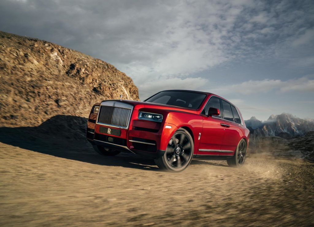HH Models to Release 1:18 Scale Rolls-Royce Cullinan this December