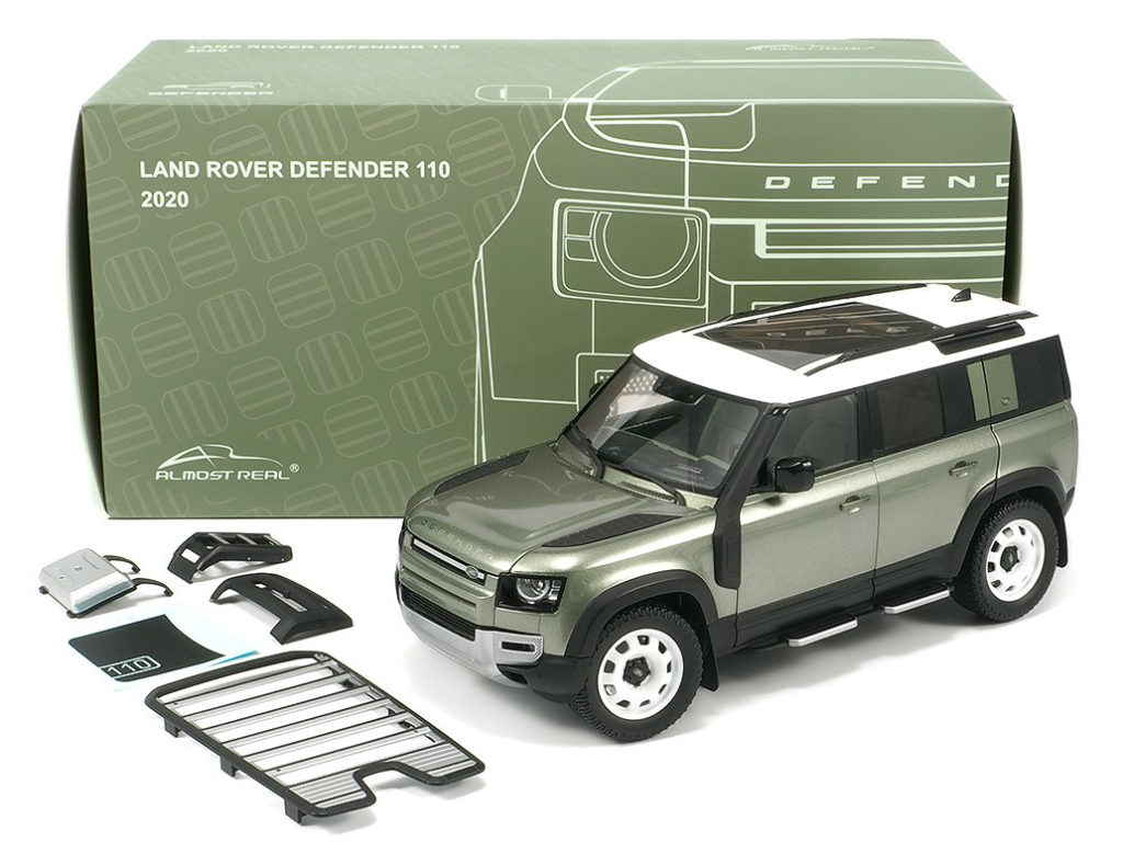 Almost Real - Land Rover Defender 110 - Box