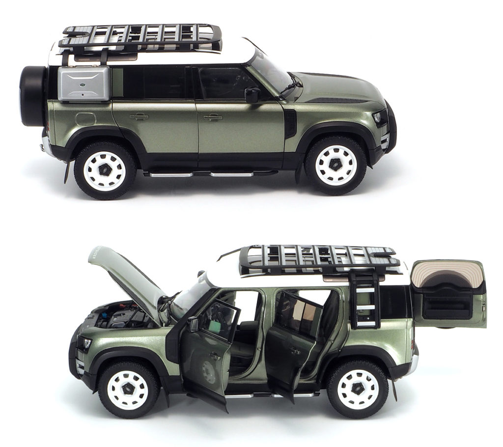 Almost Real Land Rover Defender 90 - Profile