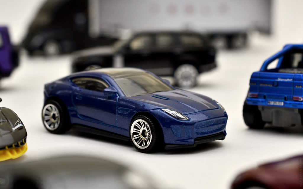 Matchbox: 2015 Jaguar F-Type Coupe