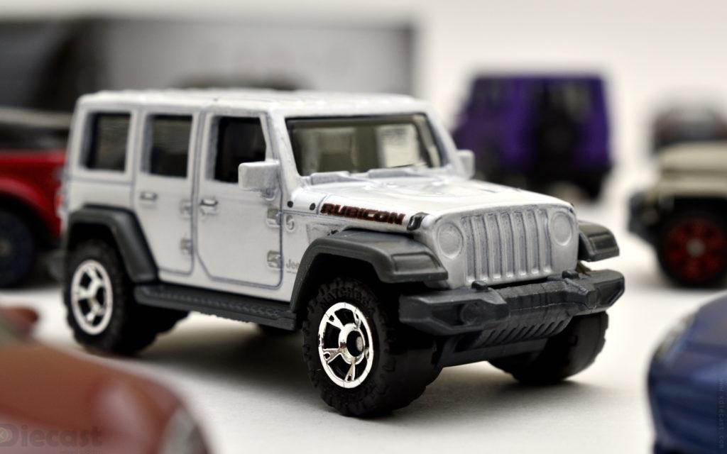 Matchbox: 2018 Jeep Wrangler JL