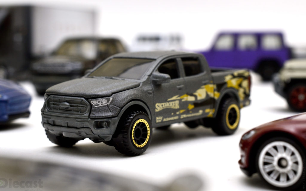 Matchbox: Moving Parts - 2019 Ford Ranger