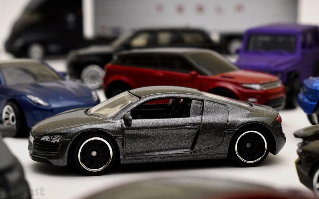Matchbox: Audi R8