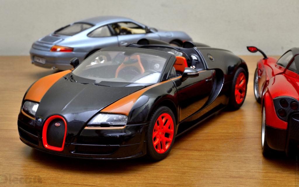 Rastar - Bugatti Veyron 16.4 Grand Sport Vitess