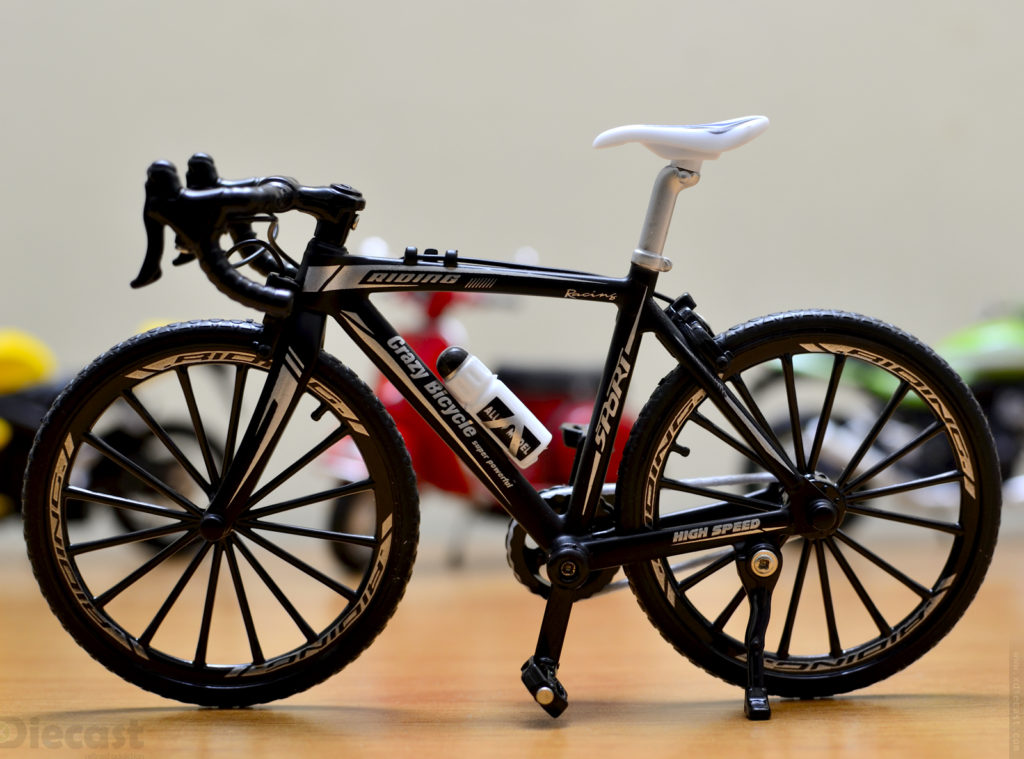 Diecast Bicycle