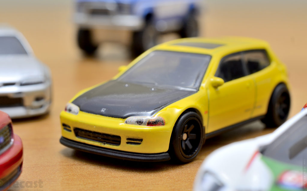 Honda Civic EG - Fast & Furious Fast Tuners