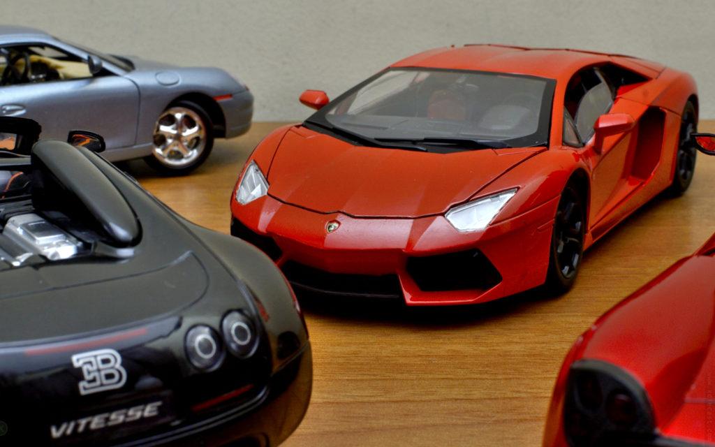 Motormax - Lamborghini Aventador