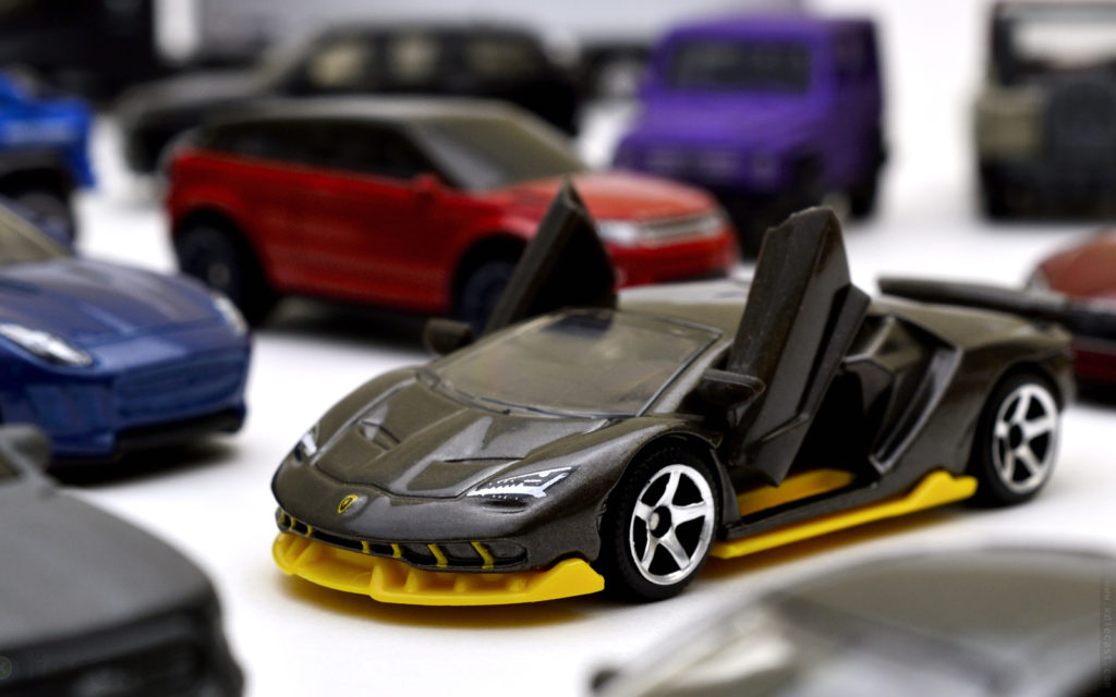 Matchbox: Moving Parts - Lamborghini Centenario