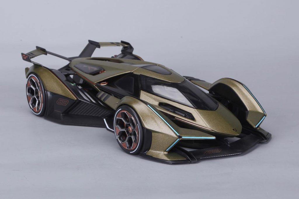 Maisto 1:18 Lamborghini V12 Vision Gran Turismo - 34