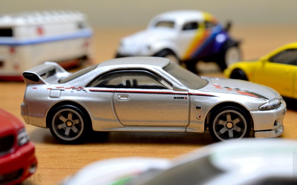 Nissan Skyline GT-R (BCNR33) - Boulevard Series
